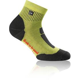 Rohner Trek'n Travel L/R Socks yellow